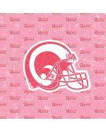 Los Angeles Rams Pink Logo Blast iPhone X Waterproof Case
