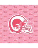 Los Angeles Rams Pink Logo Blast Amazon Echo Skin