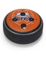 Large Vintage Astros Amazon Echo Dot Skin