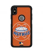 Large Vintage Astros Otterbox Commuter iPhone Skin
