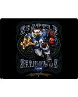 Seattle Seahawks Running Back Xbox One Console Skin