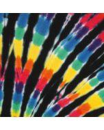 Tie Dye - Rainbow Apple iPod Skin