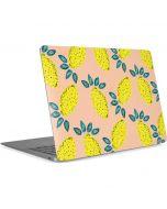 Lemon Party Apple MacBook Air Skin