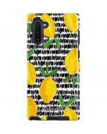 Lemons 2 Galaxy Note 10 Pro Case