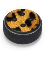 Leopard Amazon Echo Dot Skin