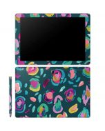 Leopard Spots Galaxy Book 10.6in Skin