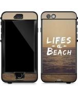 Lifes A Beach LifeProof Nuud iPhone Skin