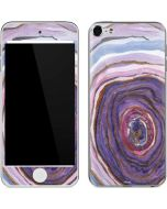 Lilac Watercolor Geode Apple iPod Skin