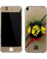 Lion of Judah Shield Apple iPod Skin