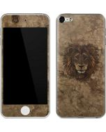 Lionheart Apple iPod Skin