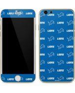 Detroit Lions Blitz Series iPhone 6/6s Skin