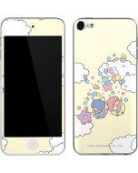 Little Twin Stars Floating Apple iPod Skin