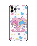 Little Twin Stars Hearts iPhone 11 Pro Max Skin