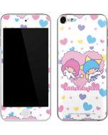 Little Twin Stars Hearts Apple iPod Skin