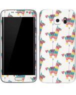 Llama Pinata Galaxy S6 Edge Skin