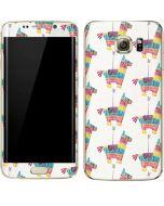 Llama Pinata Galaxy S7 Edge Skin