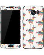 Llama Pinata Galaxy S7 Skin