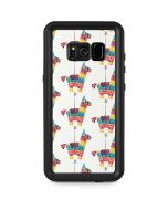 Llama Pinata Galaxy S8 Plus Waterproof Case