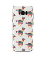 Llama Pinata Galaxy S8 Skin