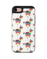 Llama Pinata iPhone 7 Wallet Case
