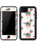 Llama Pinata iPhone 7 Waterproof Case