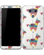 Llama Pinata LG G6 Skin