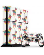 Llama Pinata PS4 Console and Controller Bundle Skin