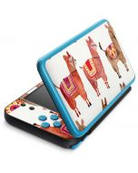 Alpacas 2DS XL (2017) Skin