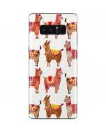 Alpacas Galaxy Note 8 Skin