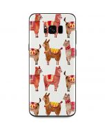Alpacas Galaxy S8 Plus Skin