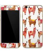 Alpacas iPhone 6/6s Skin