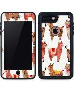 Alpacas iPhone 7 Plus Waterproof Case