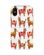 Alpacas iPhone X Pro Case