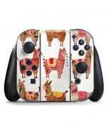 Alpacas Nintendo Switch Joy Con Controller Skin
