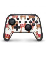 Alpacas Nintendo Switch Pro Controller Skin