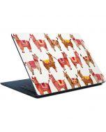 Alpacas Surface Laptop Skin