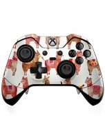 Alpacas Xbox One Elite Controller Skin