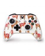 Alpacas Xbox One S Controller Skin