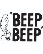 Road Runner Beep Beep iPhone XS Waterproof Case