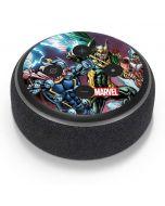 Loki Fighting Avengers Amazon Echo Dot Skin