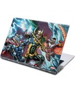 Loki Fighting Avengers Yoga 910 2-in-1 14in Touch-Screen Skin