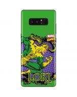 Loki Galaxy Note 8 Skin