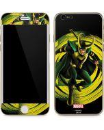 Loki Glowing Eyes iPhone 6/6s Skin