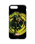 Loki Glowing Eyes iPhone 7 Plus Pro Case