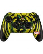 Loki Glowing Eyes PlayStation Scuf Vantage 2 Controller Skin
