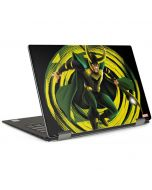 Loki Glowing Eyes Dell XPS Skin