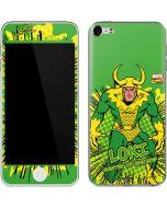 Loki Master of Mischief Apple iPod Skin