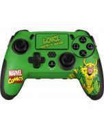 Loki Master of Mischief PlayStation Scuf Vantage 2 Controller Skin