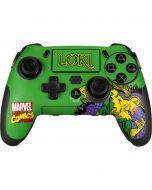 Loki PlayStation Scuf Vantage 2 Controller Skin
