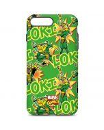 Loki Print iPhone 7 Plus Pro Case